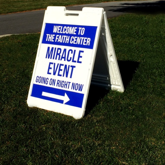 All Services are Miracle Events at Baltimore Christian Faith Center