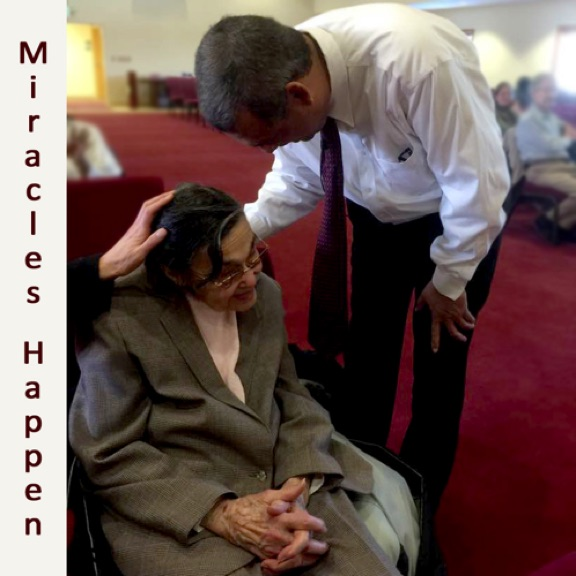 Miracles Happen Every Day at Baltimore Christian Faith Center