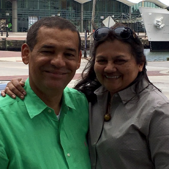 Pastor Paul and Marcia Santos